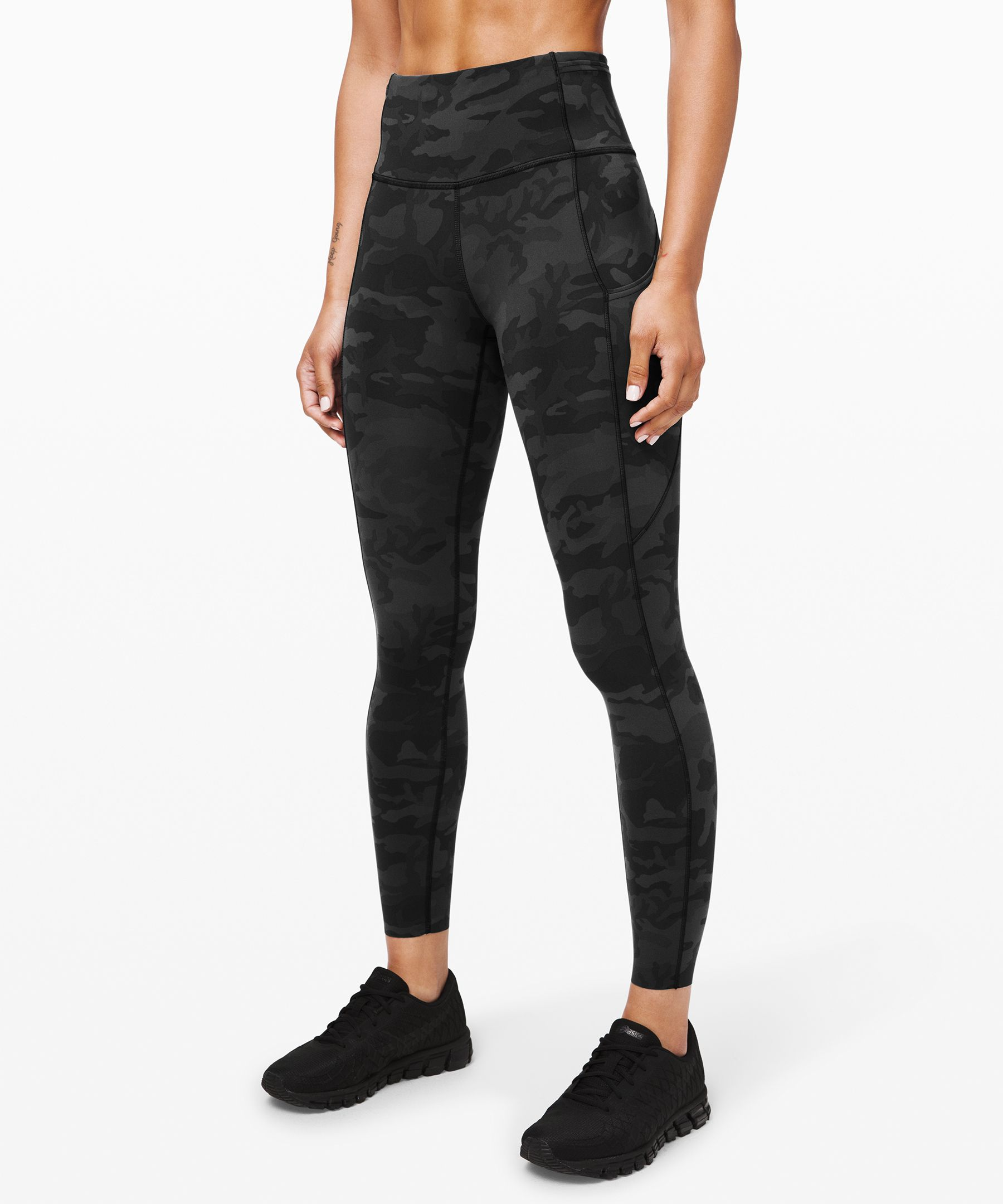 "Fast And Free Tight Ii 25"" Non Reflective Nulux New Nulux™ by Lululemon"