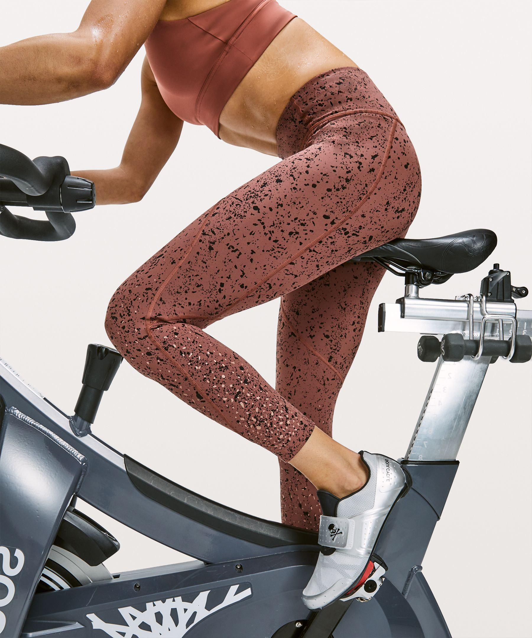 """To The Beat Tight Reflective 24"""" Lululemon X Soul Cycle New by Lululemon"""