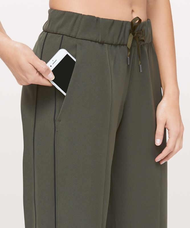 On the Right Track Pant