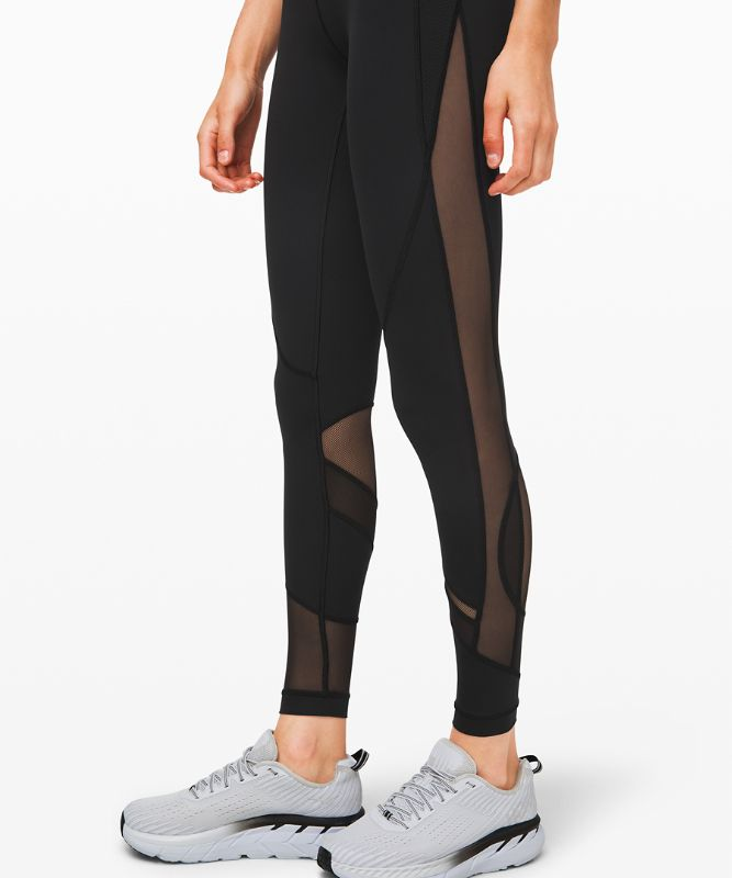 Clear the Court HR Tights 71 cm