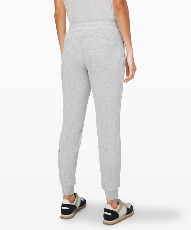 Warm Down Jogger *Velour