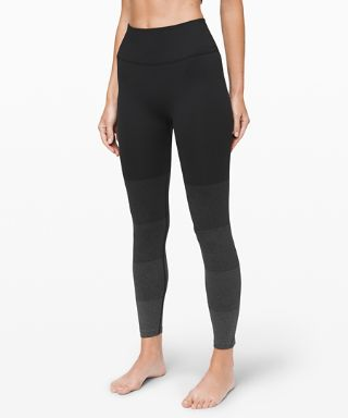 Ebb To Street Tight Shine New by Lululemon