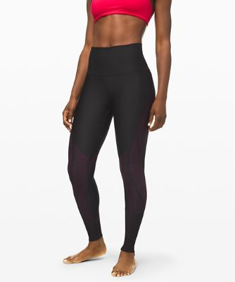 Mapped Out Leggings mit hohem Bund 71 cm