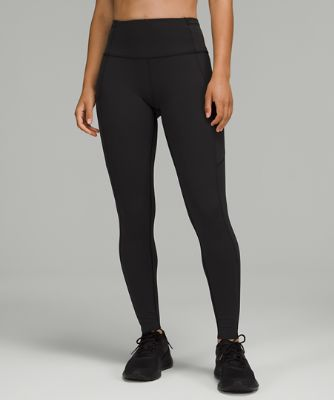 "Fast and Free HR Tight 28"" Non-Reflective Brushed Nulux"