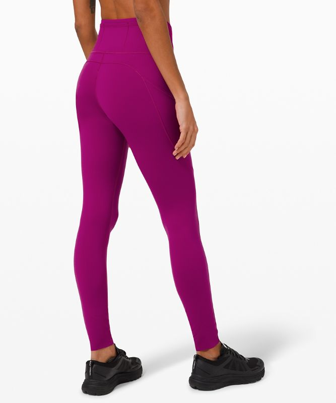 """Fast and Free HR Tight 28"""" Brushed Nulux"""