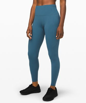 "Fast and Free High-Rise Tight 25"" * Nulux™"