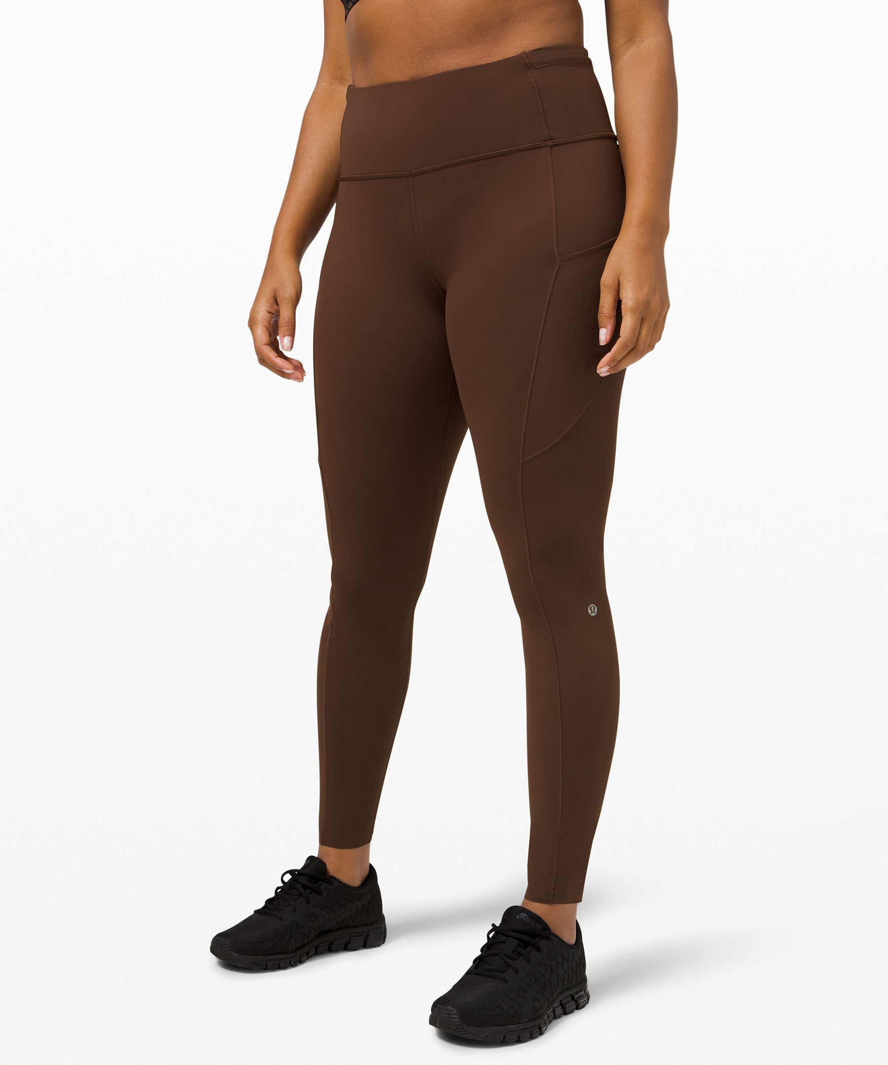 Fast and Free High-Rise Tight 28 Non-Reflective Brushed Nulux