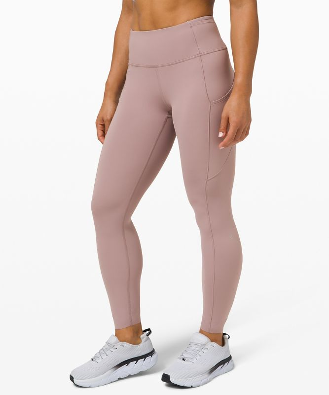 """Fast and Free HR Tight 28"""" Non-Reflective Brushed Nulux"""