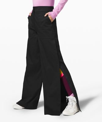 Face Forward Trouser *lululemon x Roksanda