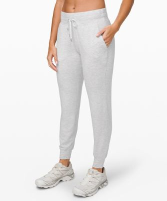 Warm Down Jogger *Soft Modal