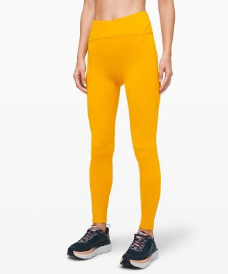 Cold Pacer High-Rise Tight 28""