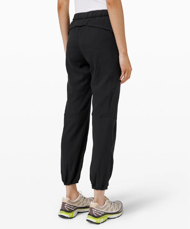 Pantalon de jogging taille mi-haute Essential Affinity 69cm