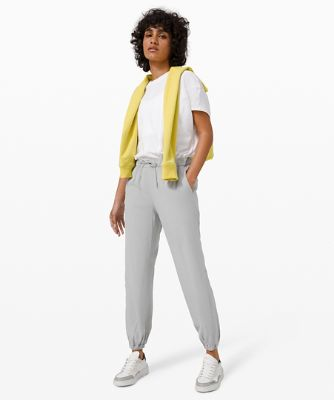 Pantalon de jogging taille mi-haute Essential Affinity