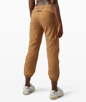 """Essential Affinity Mid Rise Jogger 27"""""""