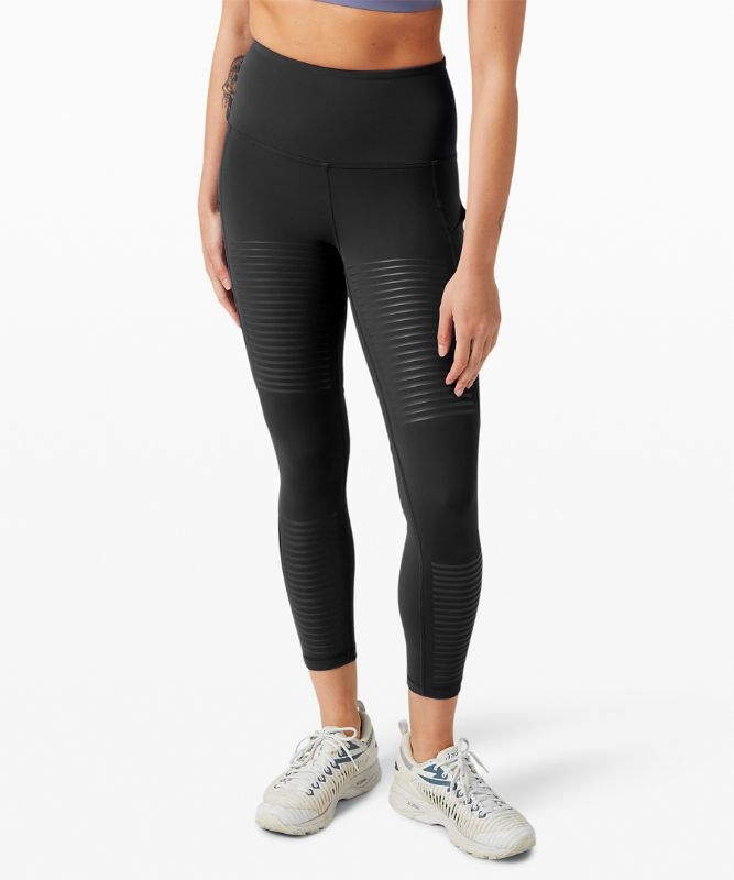 Rogue Renegade Super High-Rise Tight 25""