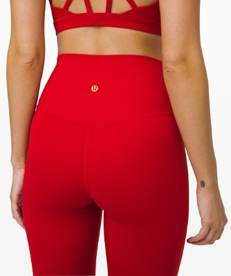 "Align High-Rise Pant 24""  *Asia Fit, New Year Special Edition"