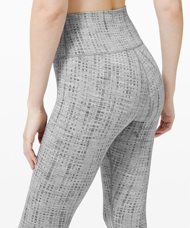 "Wunder Under High-Rise Tight 25"" *Jacquard"