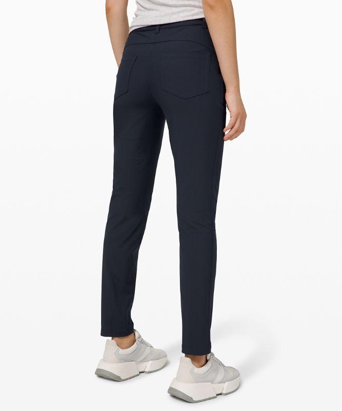 Pantalon 5poches City Sleek 76cm *Exclusivité en ligne