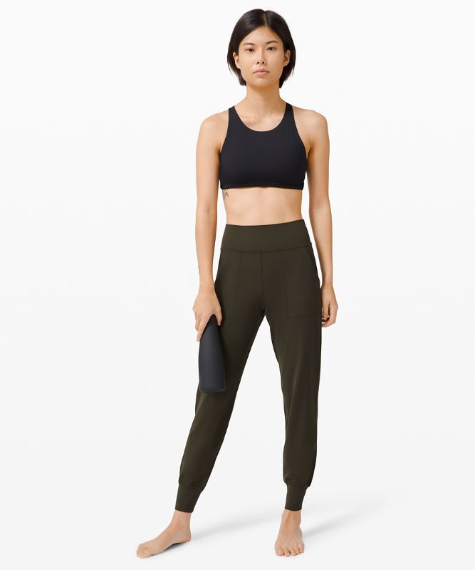 "Align Jogger 27"" *Asia Fit"