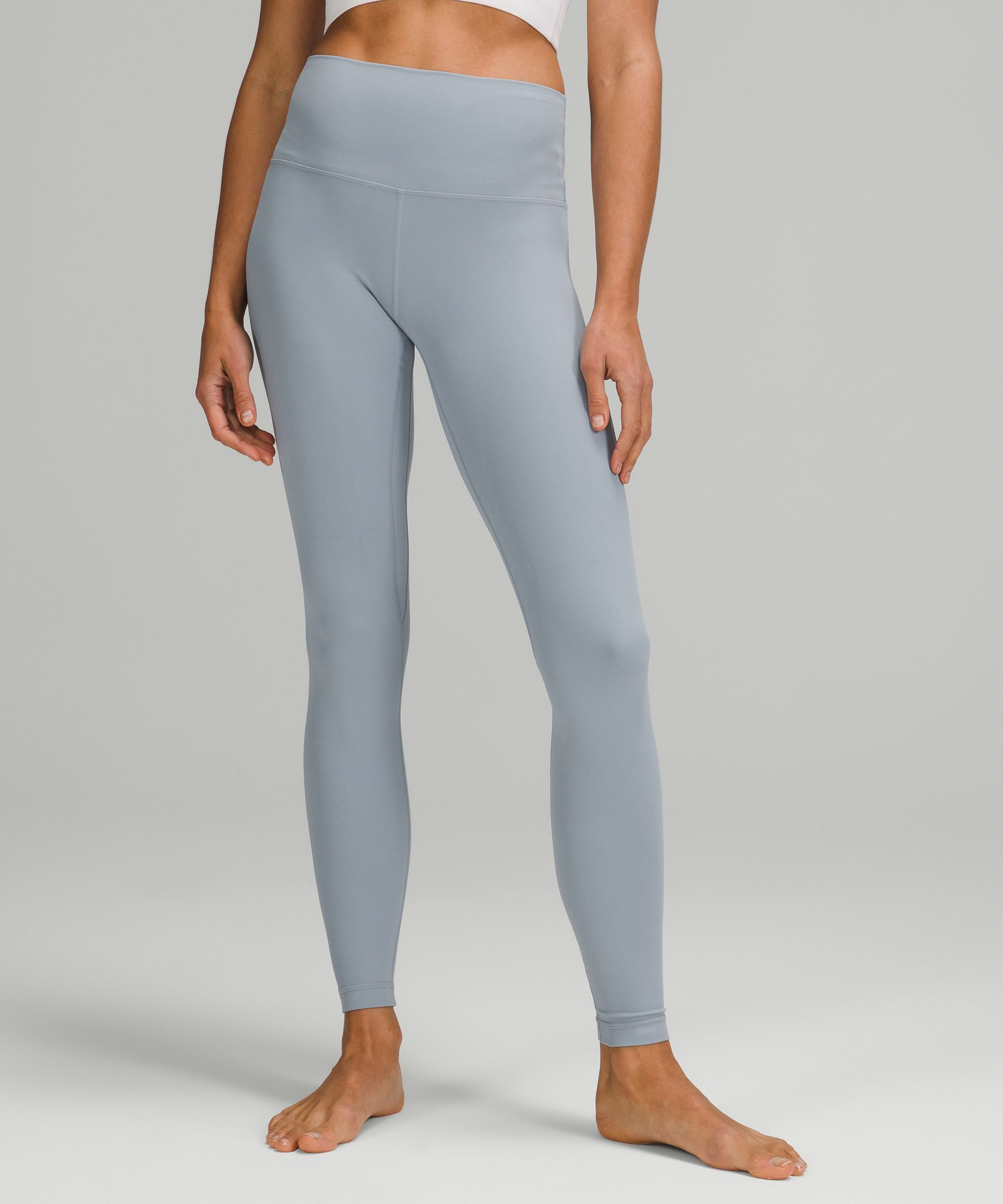 "Lululemon Align™ Pant Super High-rise 28"" In Blue"