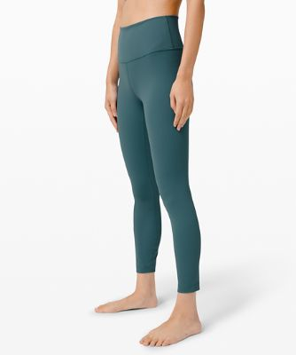 "Wunder Under High-Rise Tight 24"" *Asia Fit, Full-On Luxtreme"