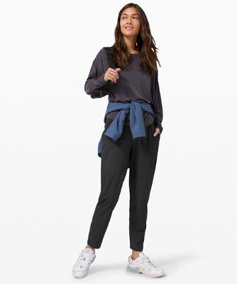 Essential High-Rise Trouser