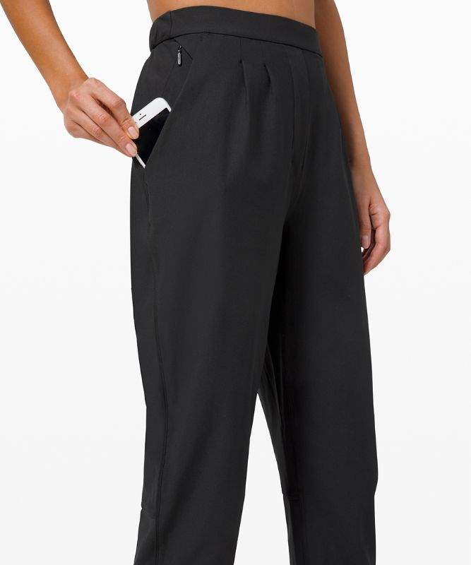 Essential High-Rise Trouser
