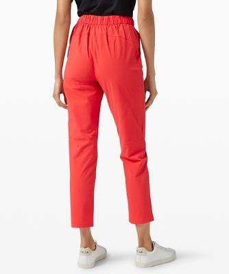 Pantalon taille haute Your True Trouser