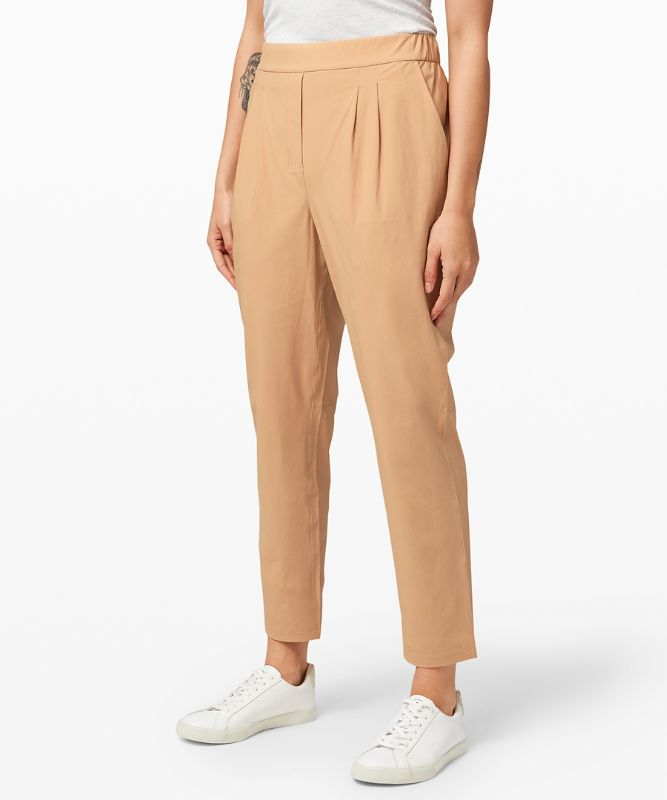 Your True Trouser High Rise Pant