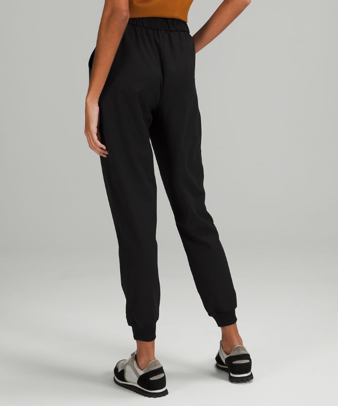 Stretch High-Rise Jogger