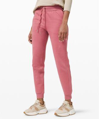 Pantalon de jogging taille haute Scuba *Fleece 71cm