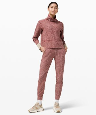 Ready to Rulu Fleece Jogger