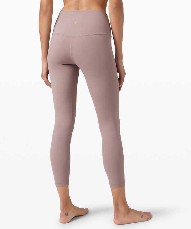 """Align High-Rise Pant 25"""" *Cooling"""