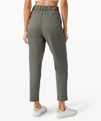Keep Moving Pant High-Rise
