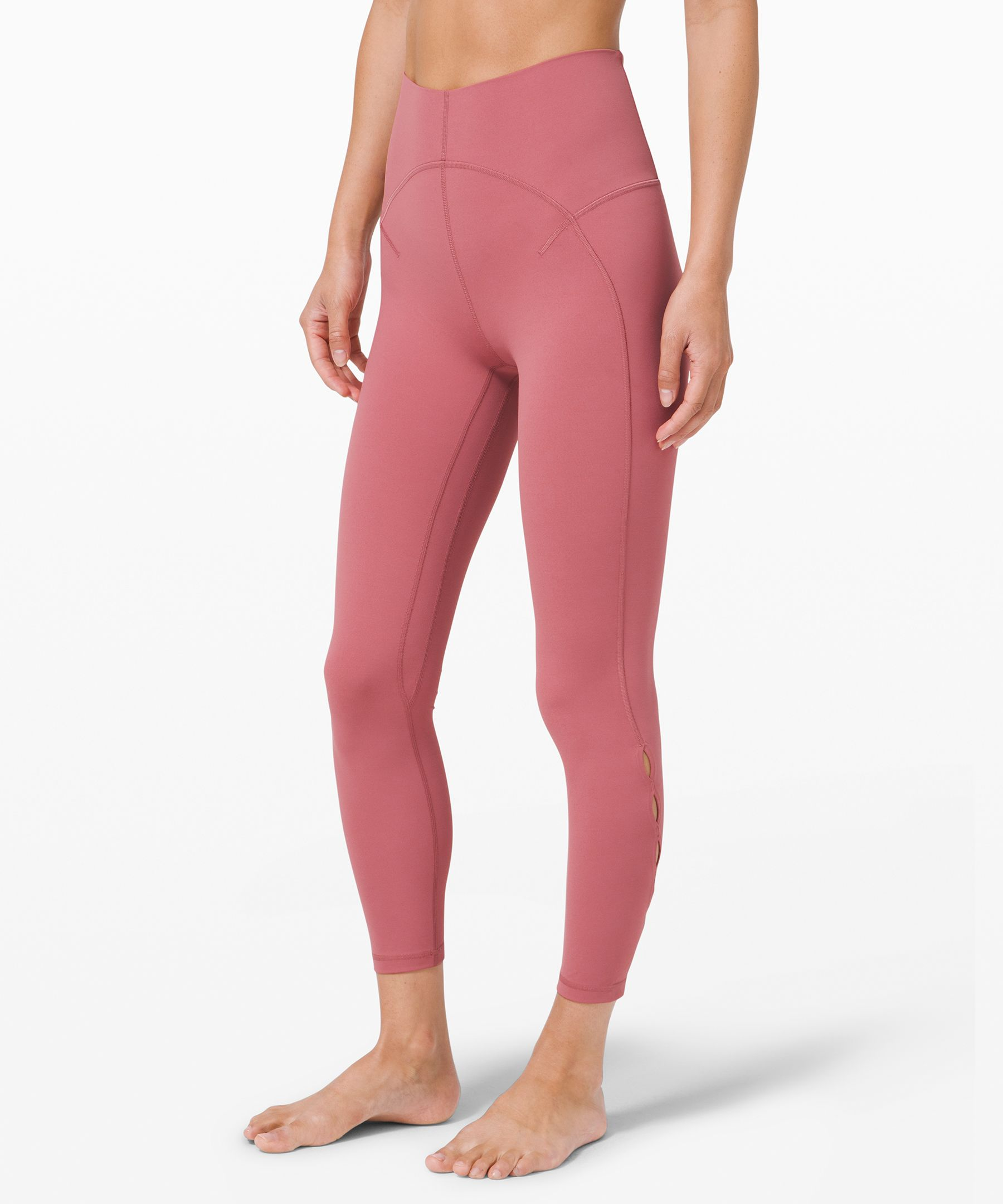 Feel limitless. Made with the same buttery-soft Nulu™ fabric as the Align Pant, these yoga tights give you weightless coverage for total practice freedom