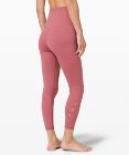 "Unlimit High-Rise Tight 25"" *Keyhole"