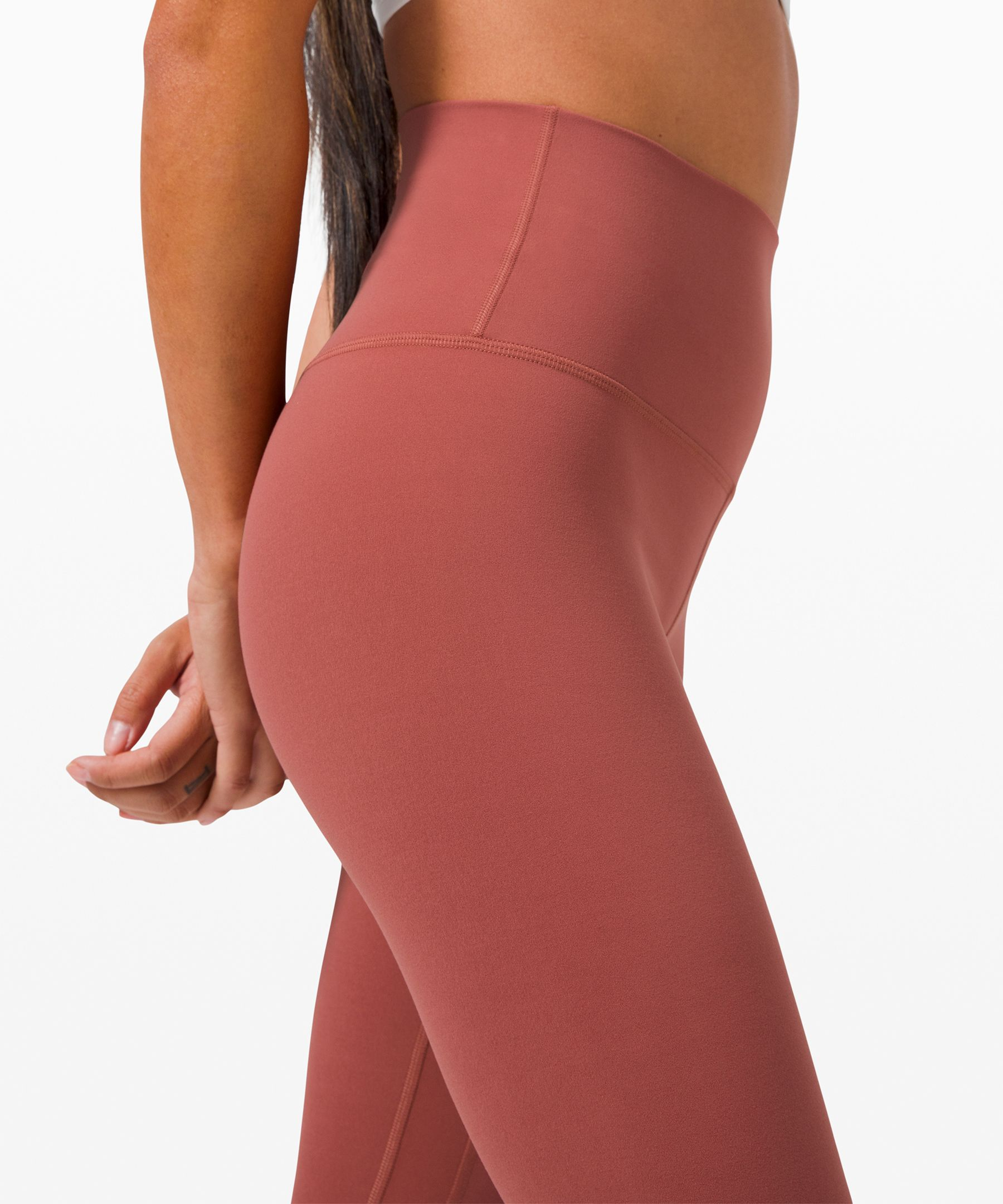 """Align Super High-Rise Pant 26"""" *Asia Fit"""