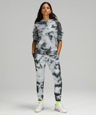 Warm Down Jogger Earth Dye