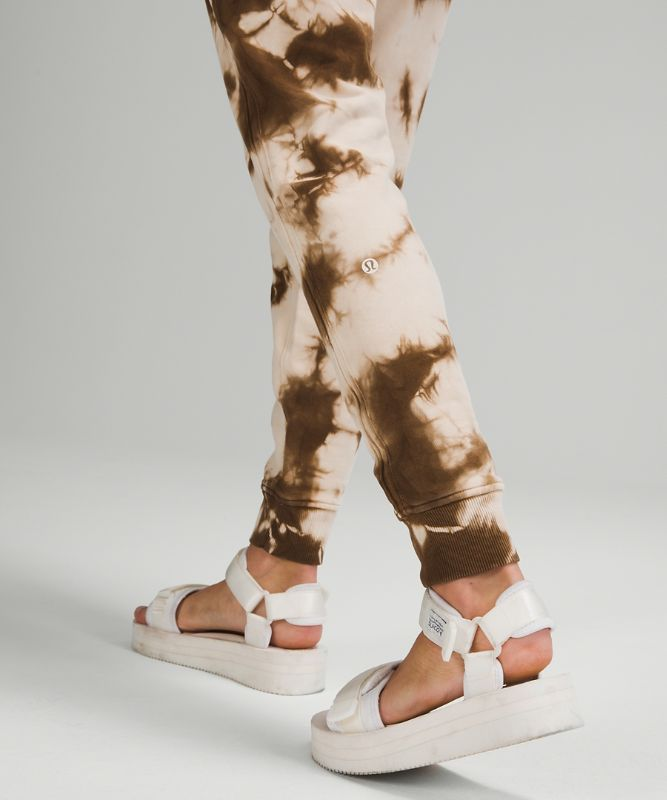 Warm Down Jogger *Earth Dye Online Only