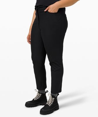 City Sleek 5 Pkt HR Pant 7/8