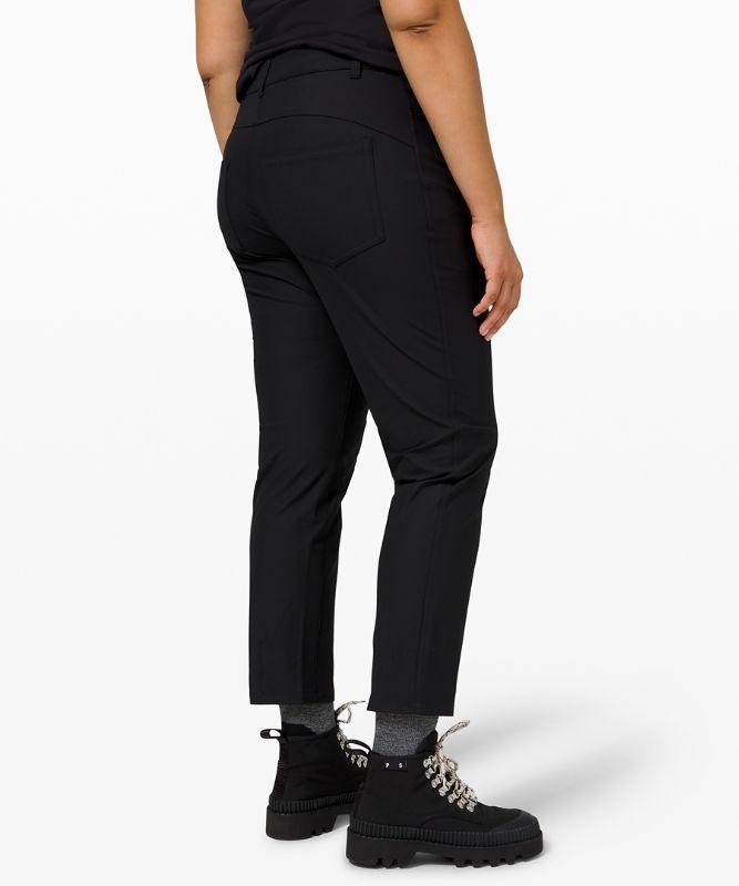City Sleek 5 Pocket Pant 7/8