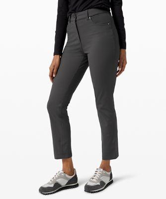 City Sleek 5 Pocket 7/8 Pant
