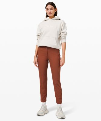 City Sleek 5 Pocket High-Rise Pant 7/8