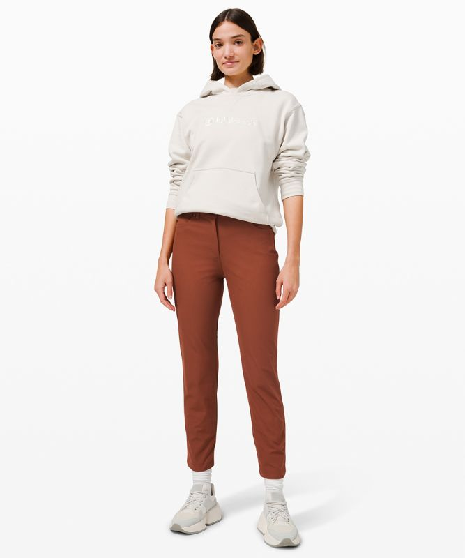 City Sleek 5 Pocket High-Rise Pant 7/8