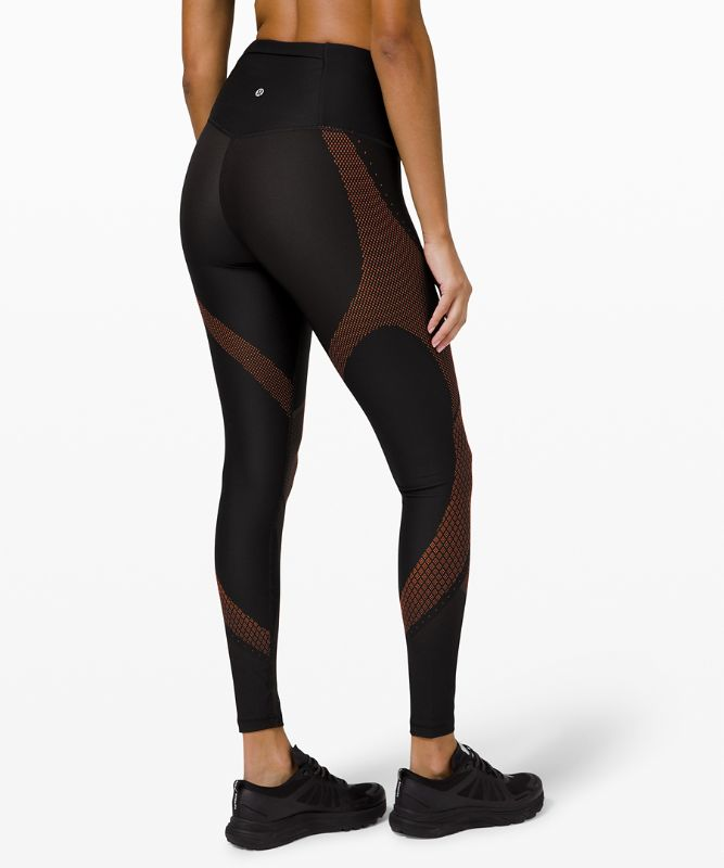 Legging taille haute Mapped Out 71 cm