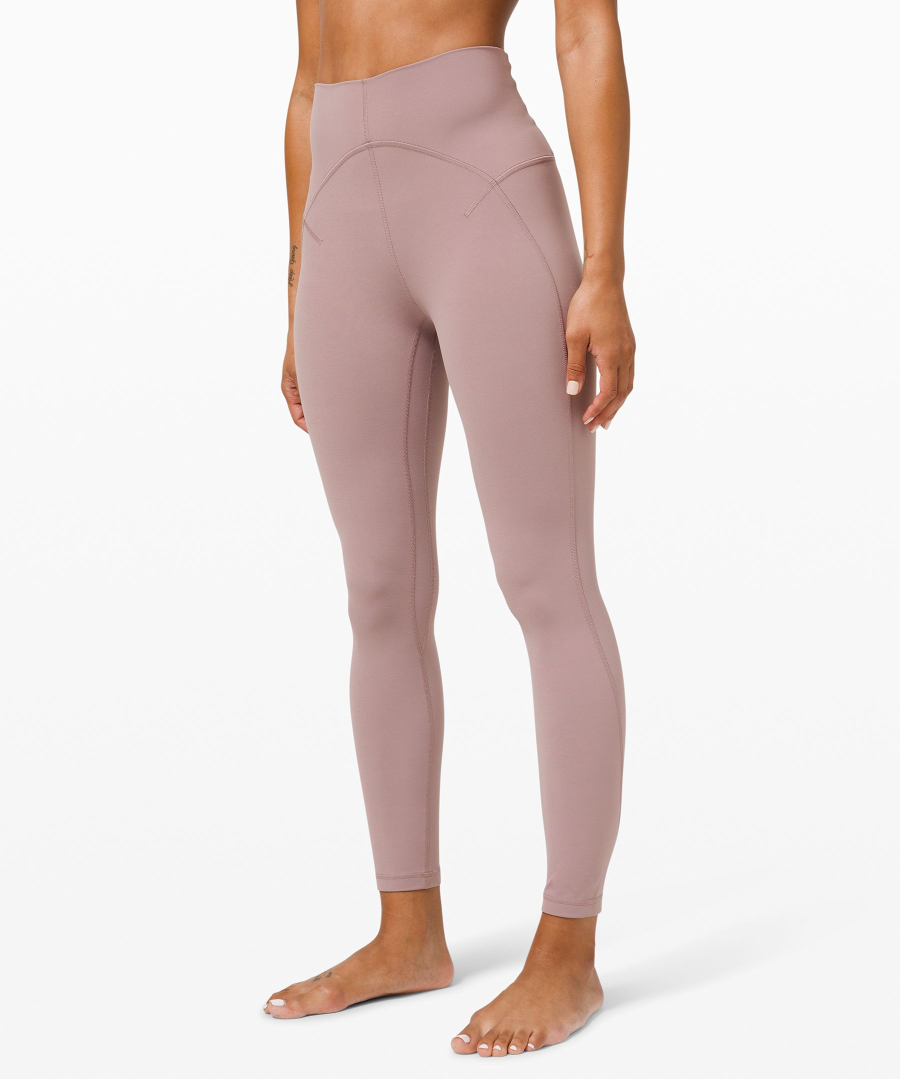 Feel limitless. Powered by our Nulu™ fabric, these buttery-soft tights will have you bending and stretching with ease.