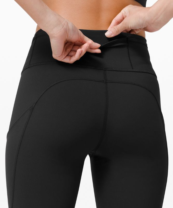 "Fast and Free High-Rise Tight 26"" *Brushed Asia Fit"