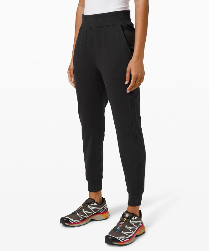 LA Warm Down High-Rise Jogger