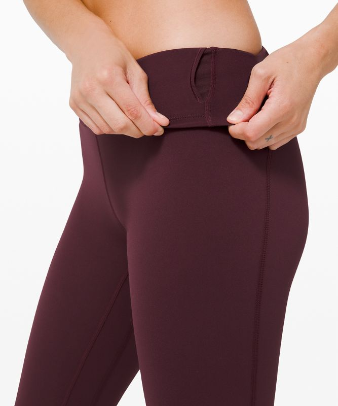 """Align High-Rise Pant 25"""" *Scallop"""