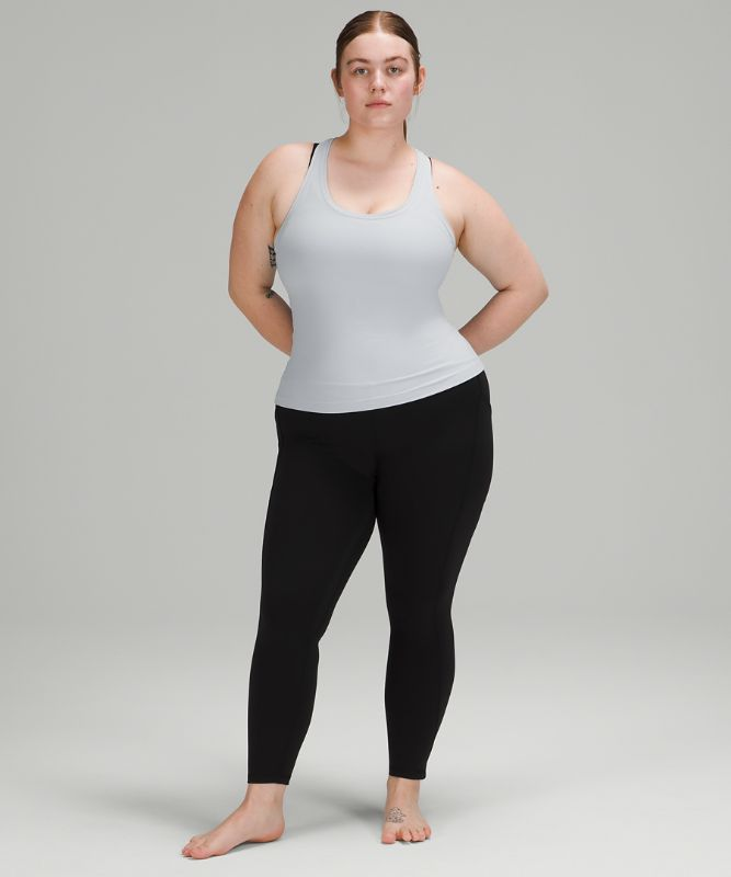 "Align High-Rise Pant 25"" with Pockets"